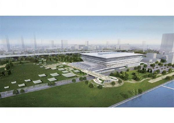 東京五輪海の森水上競技場など施設の計画撤回も 調査チームが見直し提案へ - 産経ニュース