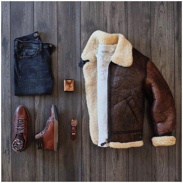Moda hombre otoño - invierno Stylish Mens Outfits, Casual Fall Outfits, Casual Wear, Men Casual, Komplette Outfits, Cool Outfits, Fashion Outfits, Zalando Style, Daily Fashion