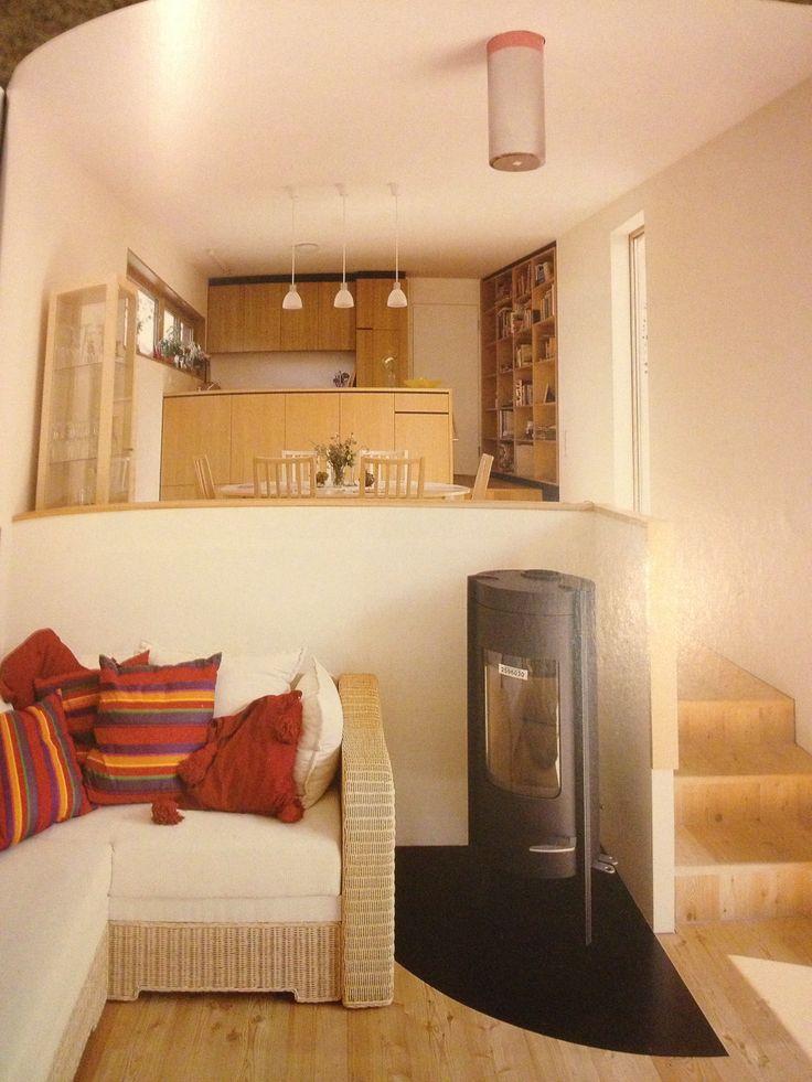 281 best tiny houses prefab and kit homes images on pinterest for Split level kit homes