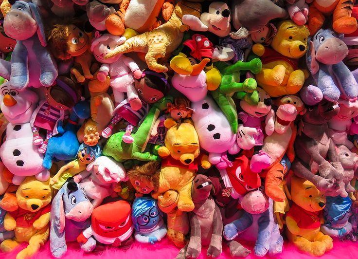 Zabawki, Zabawki Pluszowe, Pluszowe Figurki