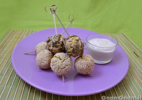 Scopri la ricetta di: Crocchette di fave