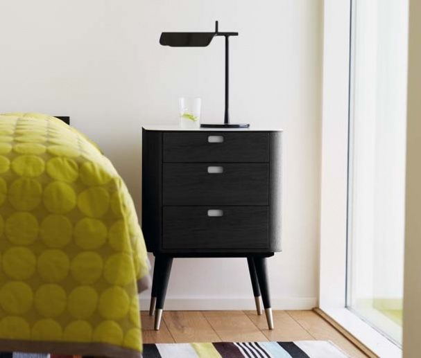 NAVER COLLECTION | AK2410 Nightstand | Design: Nissen & Gehl mdd.