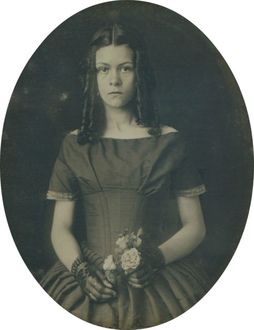 American beauty - mid to late 1800s