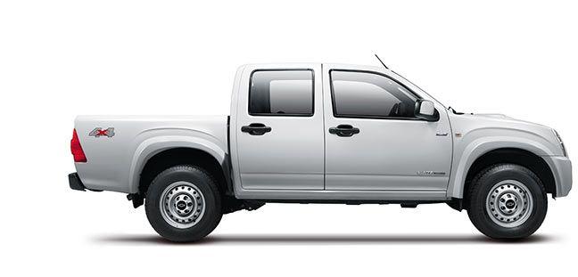 Personaliza tu camioneta Chevrolet Dmax E4