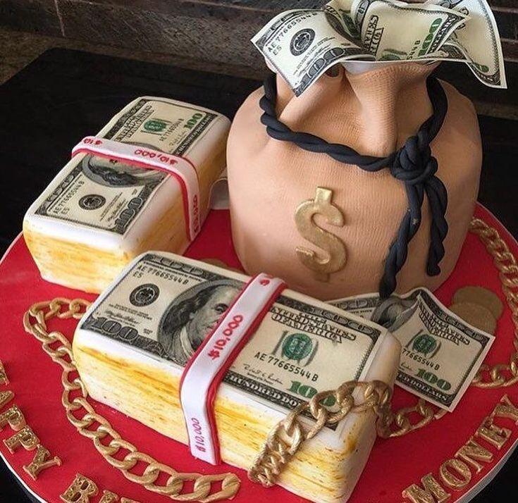 торт для мужа дом с деньгами фото многих щенков