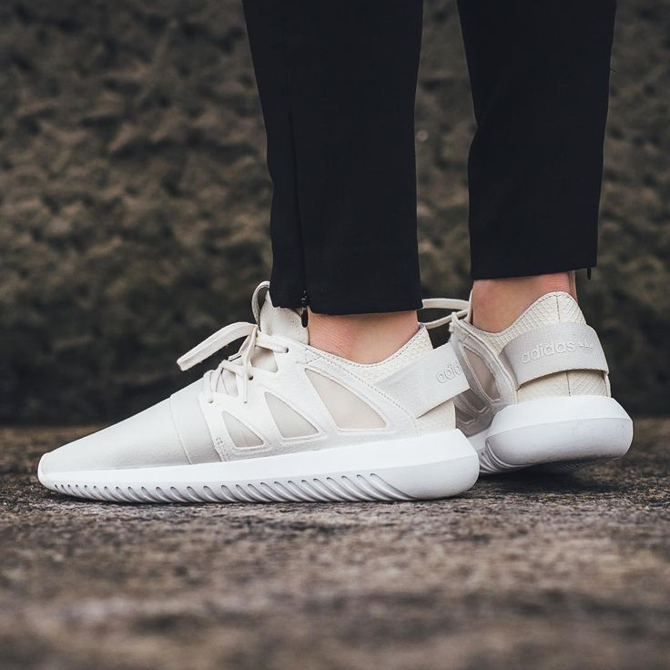 Adidas Tubular Viral W  Core White/Core White RELEASE: Thursday