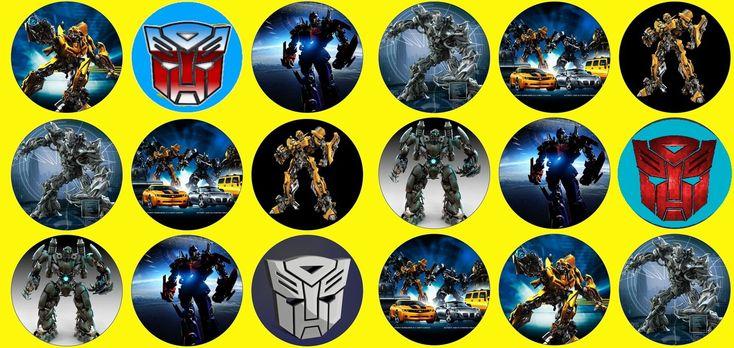 Imprimible transformers