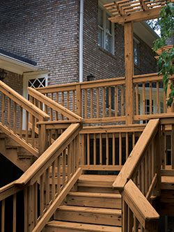 MicroPro Sienna, Home BUILDER Canada - A New Generation of Pressure-treated Wood