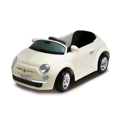 Fiat 500 Ride On