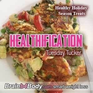 177: #TuesdayTucker, Healthy Holiday Season Treats http://www.brainb4body.com/177-tuesday-tucker-healthy-holiday-season-treats/