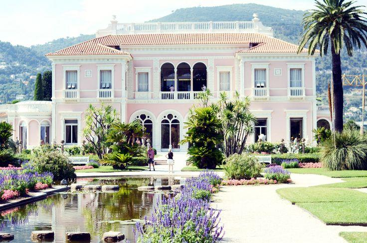 Villa Rothschild / Nice