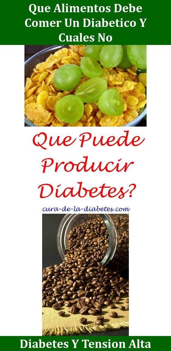 Dieta especial para diabeticos tipo 1