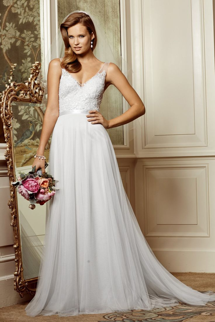 Fresh Wtoo Brides Persiphone Gown
