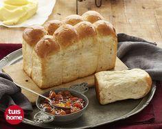 Geniet hierdie geurige gebak net so warm uitdie oond of gedroog as 'n versnapering saammet...