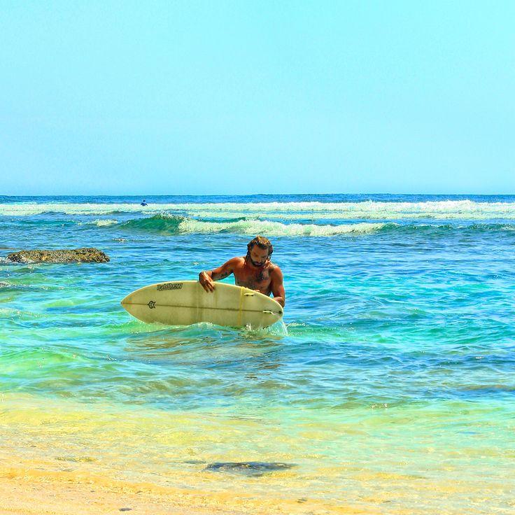 Uluwatu beach, Bali. Indonesia.