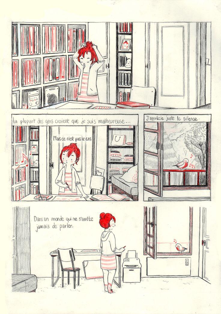 Introversion | Hotmilk, le blog de Luchie