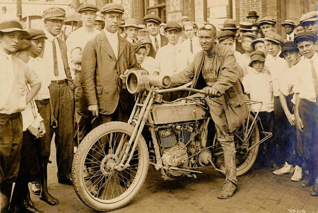 Harley 1915.