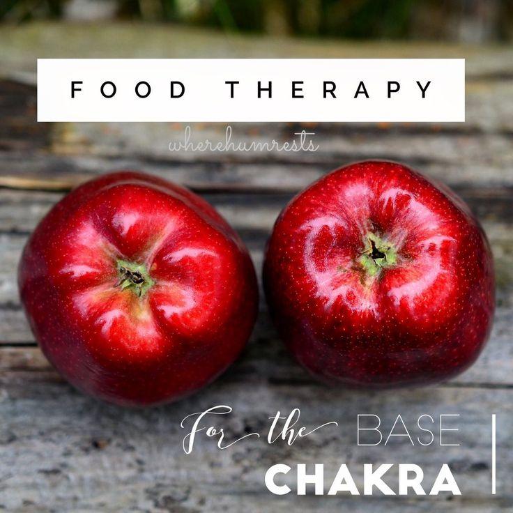 food therapy-base chakra
