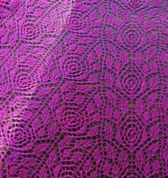 Rose stitch - pinned because this link leads to a huge collection of stitches and designs, all in Russian, but could not find this rose stitch.