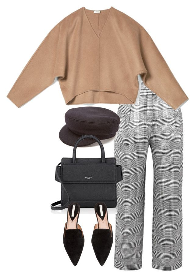 """""""Untitled #4740"""" by theeuropeancloset on Polyvore featuring Carmen March, Isabel Marant and Givenchy"""