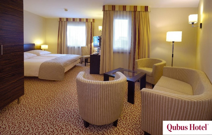 Qubus Hotel Kielce - Junior Suite room