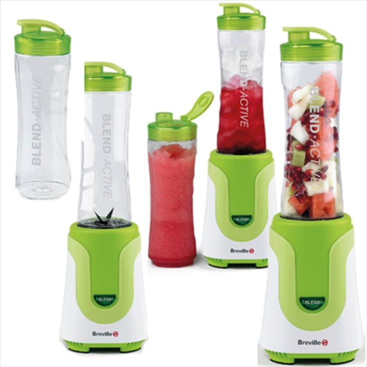 Breville Blend-Active Personal Blender  Perfect for all you health freaks ❤