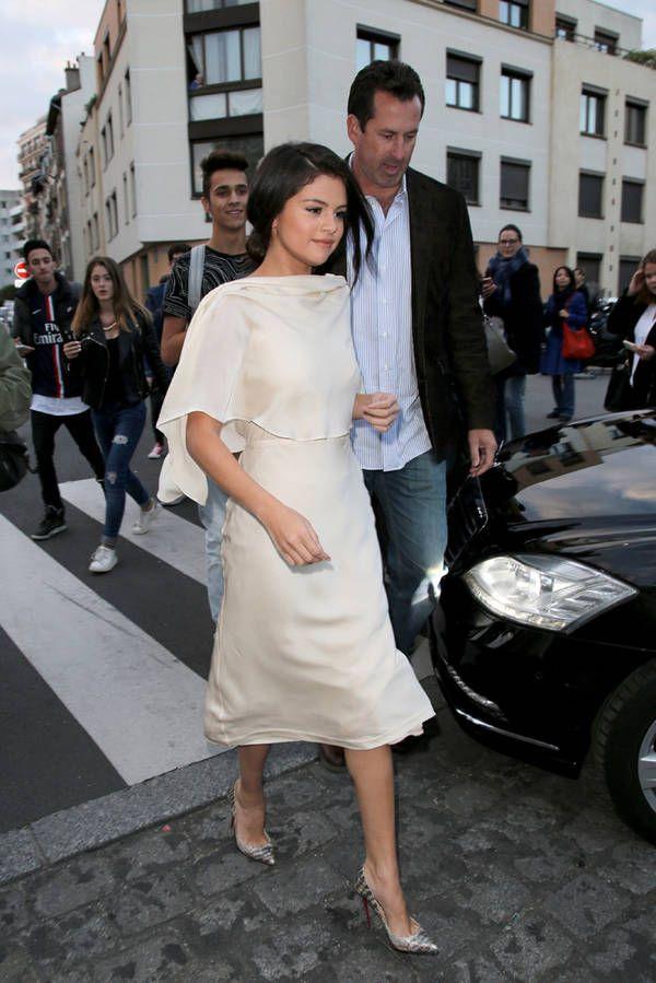 La robe blanche
