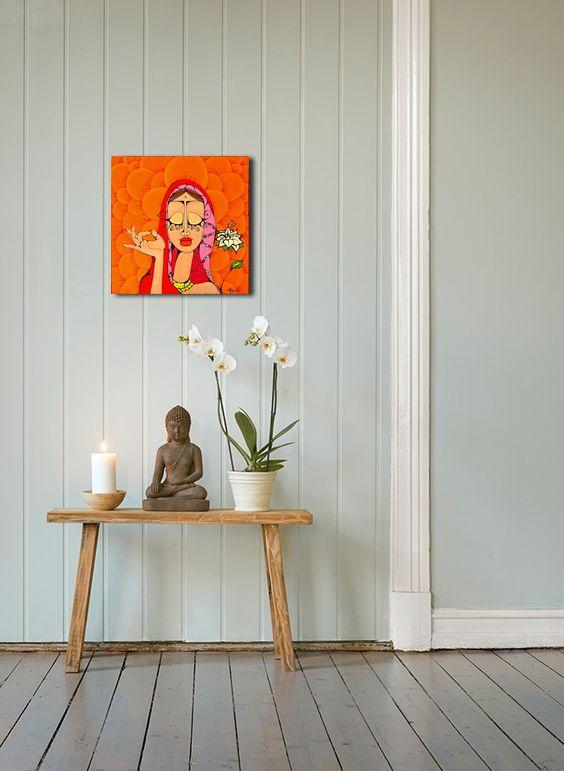 Arte en tu hogar Mora Fiaño www.moracuadros.com.ar
