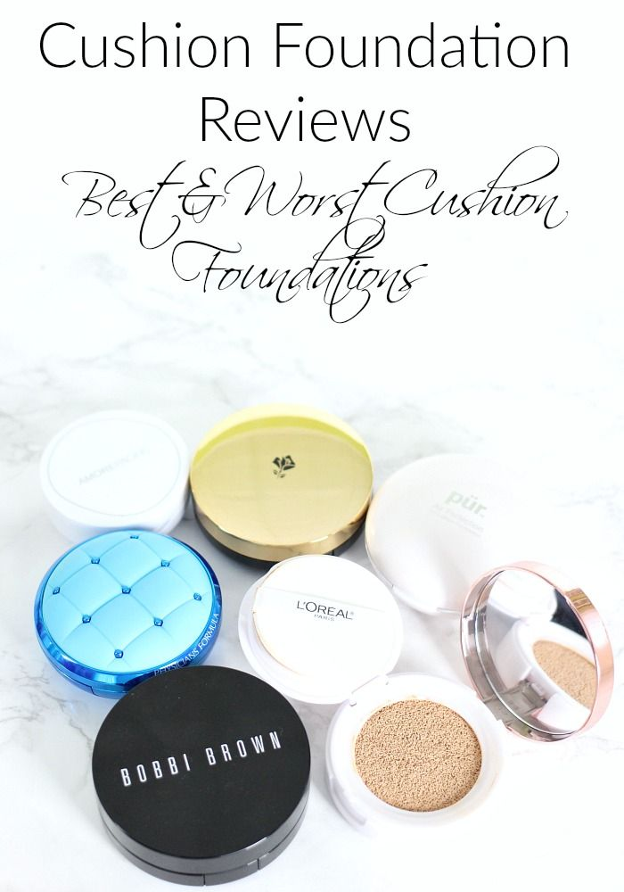 Cushion Foundation Reviews | Best & Worst Cushion Foundations - Everyday Starlet http://everydaystarlet.com/2017/06/cushion-foundation-reviews-best-worst-cushion-foundations.html