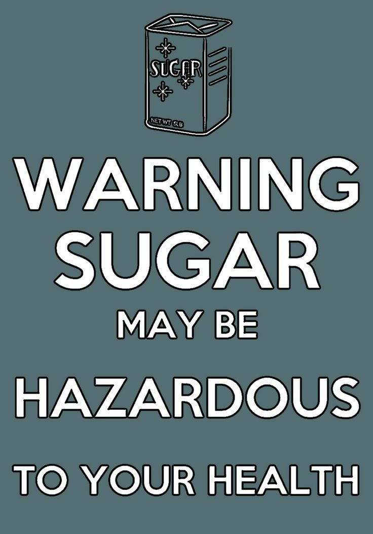 Check out what Sanjay Gupta and Dr. Mercola have to say about the link between sugar/high fructose corn syrup and obesity, heart disease, diabetes, and cancer. http://articles.mercola.com/sites/articles/archive/2013/12/11/sugar-heart-disease.aspx