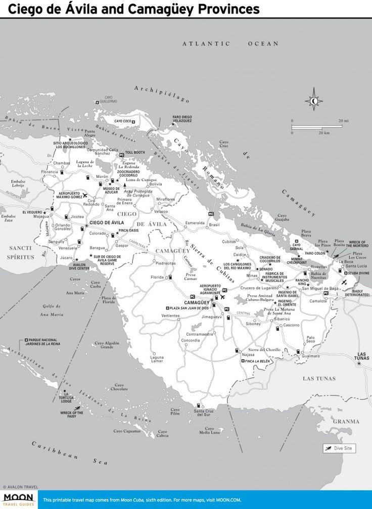 Best Map Of Cuba Ideas On Pinterest Cuba On World Map Cuba - Cuba provinces map