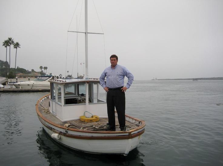 Ahoy classic monterey fishing boat cool stuff for Cool fishing stuff