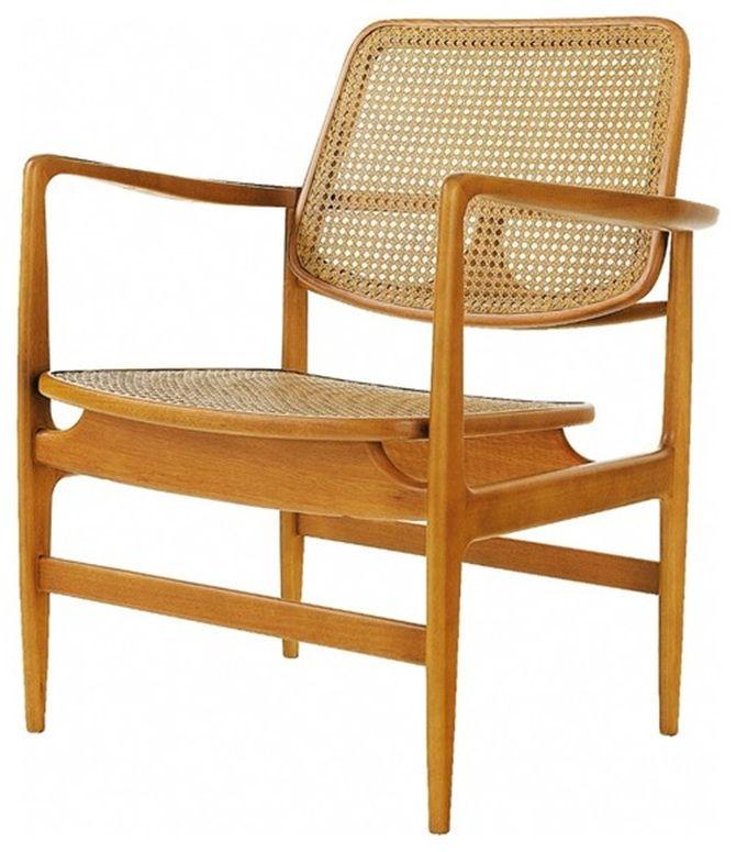 Sérgio Rodrigues, ícone do design brasileiro - Oscar armchair