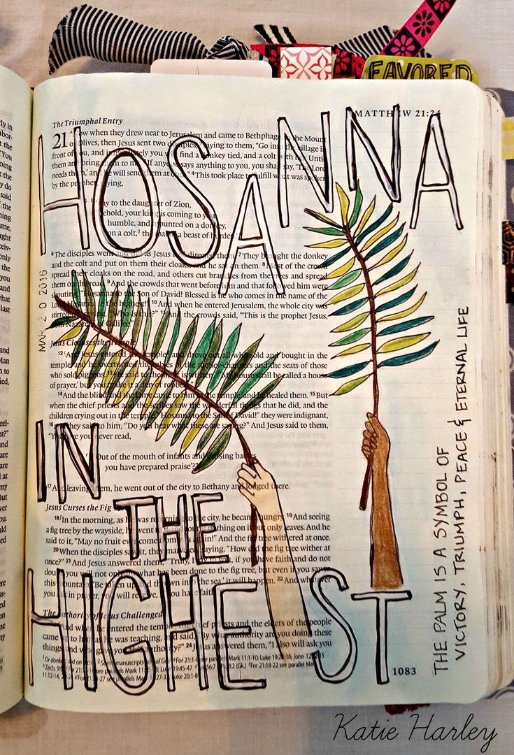HOSANNA - Holman Bible Dictionary on StudyLight.org