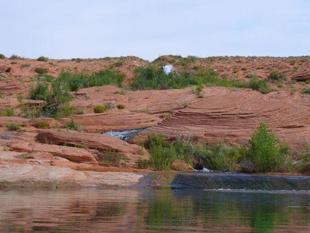 Sand hollow reservoir inlet m a n d i e i 39 s u t a for Fish lake utah camping