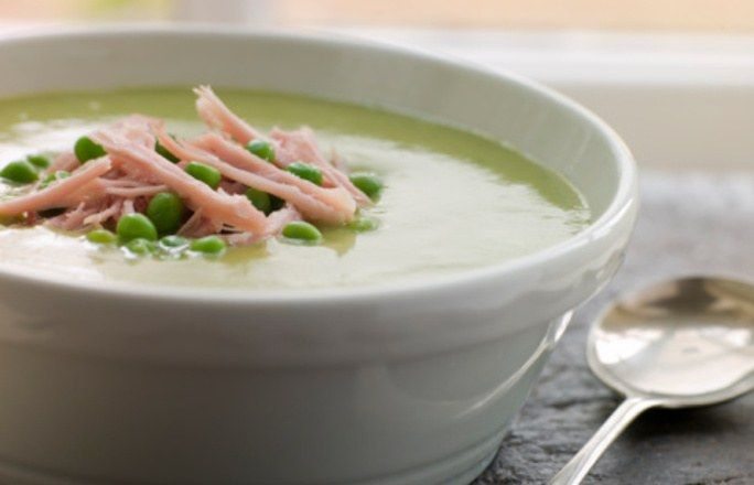 Zupa krem z groszku zielonego wg Magdy Gessler