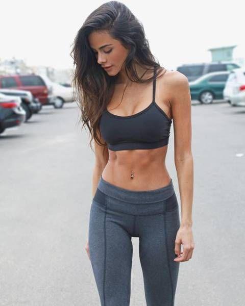 56 Strong Sporty Girls http://ift.tt/2lPRoj1