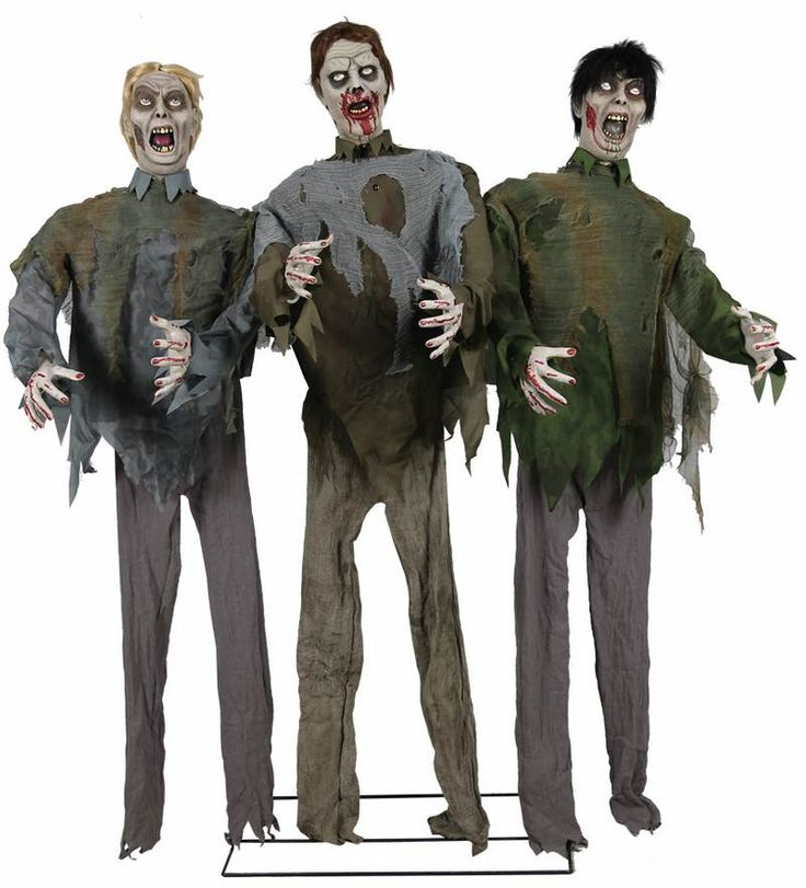 Life-Sized Twitching Corpse Animated Prop