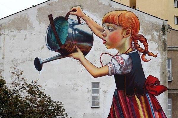 Városi utcaművészet: 17 lehengerlő alkotás