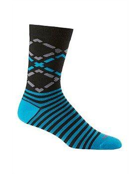 The Icebreaker Mens' Lifestyle Fine Gauge Crew Diamond Socks provide both comfort and style. These socks are made from Icebreaker merino blended with nylon for durability. Shop online: http://www.outsidesports.co.nz/icebreaker.htm