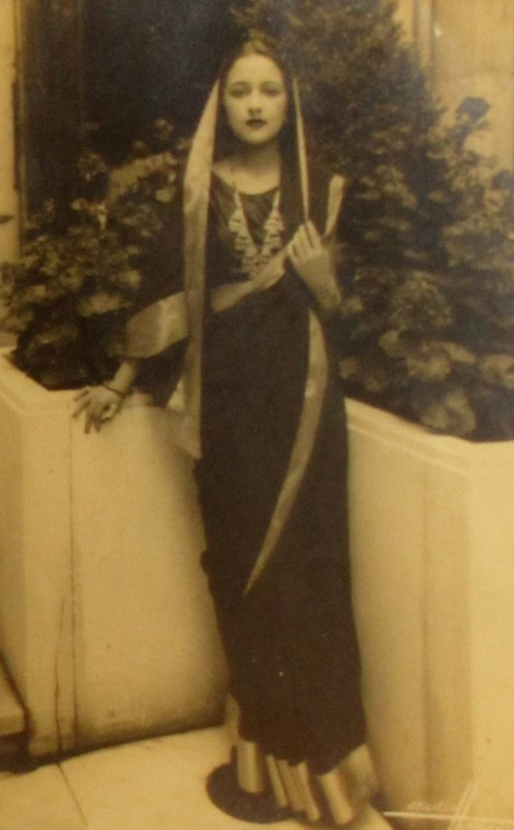 Vintage - Princess Sita Devi of Kapurthala