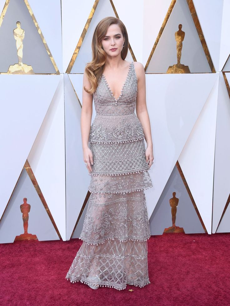 Zoey Deutch @ Oscars 2018