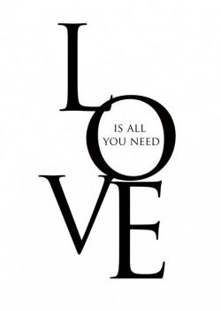 All you need is Love <3 The Beatles : Ana Rosa