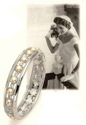 Image detail for -... Bridal Luxury: The Wedding Bracelet Worn By Jackie Kennedy