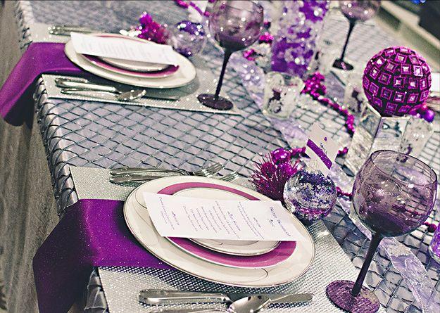 ¿Cómo decorar tu mesa de Navidad para la cena de Nochevieja y Nochevieja? http://www.fiaka.es/blog/como-decorar-tu-mesa-de-navidad/