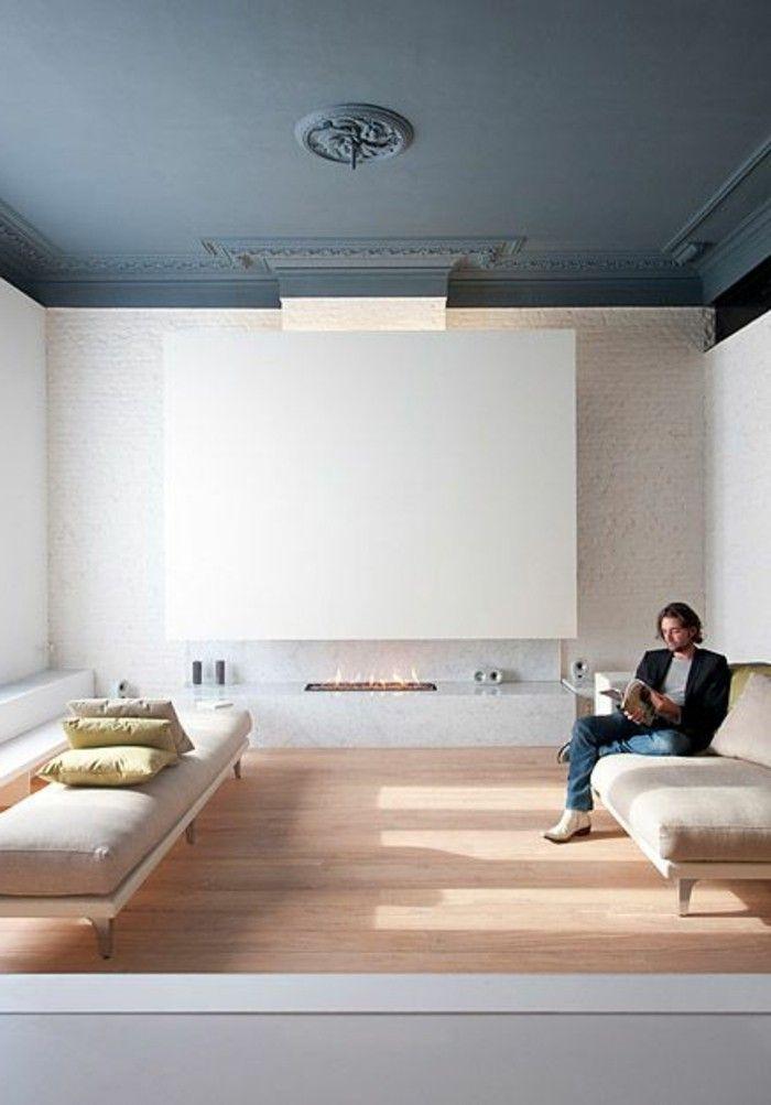1000 ideas about parquet gris clair on pinterest tapis gris clair tapis gris and tapis sol - Salon Design Sol Gris