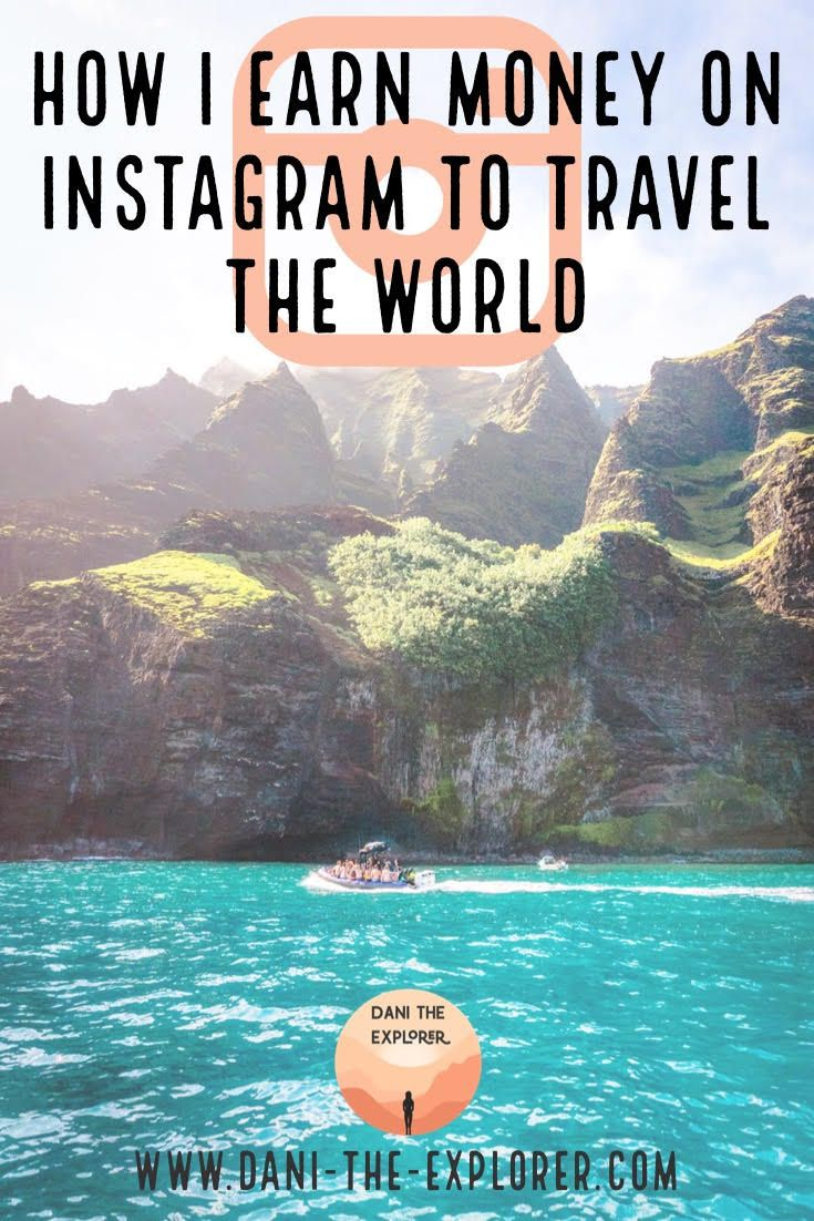 How To Make Money As A Travel Influencer