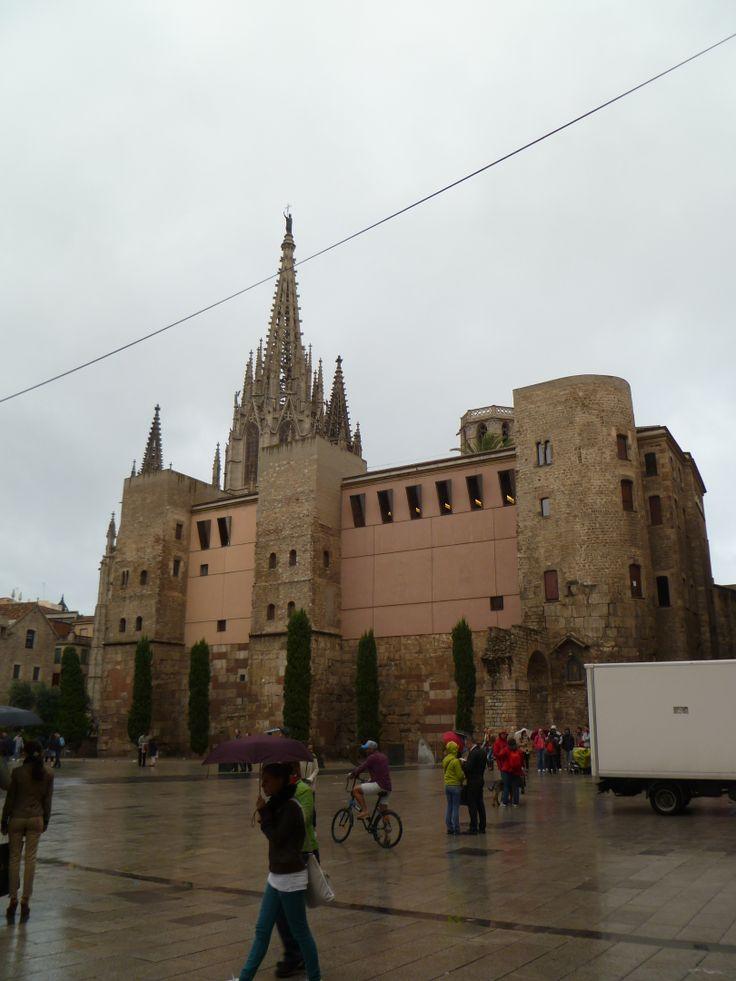 Katedralen i Barcelona er en gotisk katedral i bydelen Barri Gòtic i Barcelona. Den er sete for erkebiskopen av Barcelona. Katedralen ble bygd mellom 1298 og 1420 over den gamle romanske katedralen.