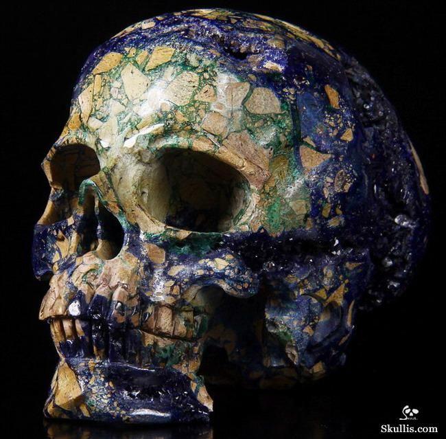 Best carved stone skullrings images on pinterest