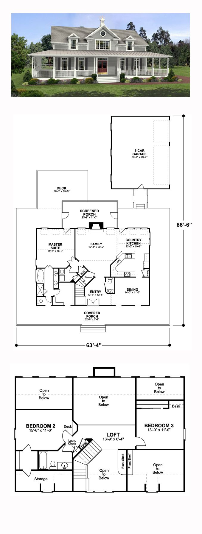COOL House Plans Offers A Unique Variety Of Professionally Designed Home  Plans With Floor Plans By Accredited Home Designers. Styles Include Country  House ... Part 48